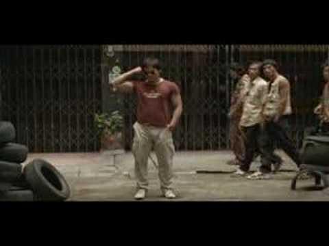 Tony Jaa (Ong-Bak , The Protector) Wirksystem - Es wird Kalt