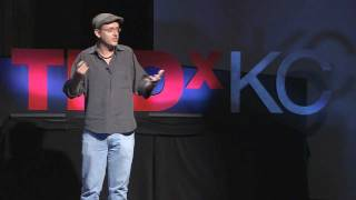 TEDxKC -- Patrick Meier -- Changing The World, One Map At A Time