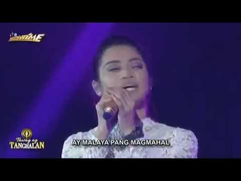 Eumee Capile • Bukas Na Lang Kita Mamahalin by Lani Misalucha