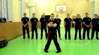 International Wing Chun Organization - action at Moscow martial arts festival