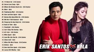 Erik Santos, Kyla Nonstop Songs - Best OPM Tagalog Love Songs Collection 2019