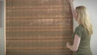 Alta Natural Woven Shades Top Down Bottom Up Option