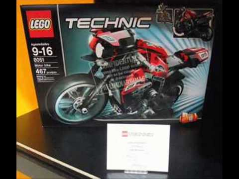 New Lego Technic Sets New Lego Technic 2010 Summer