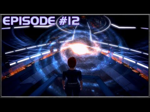 Mass Effect - Surveying The Galaxy & The Thresher Maw Attack - Episode 12