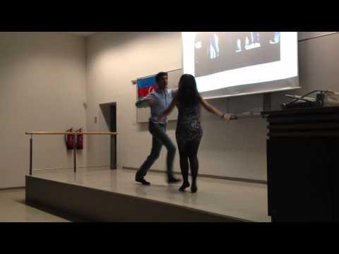 Presentation Of Azerbaijan In Czech Republic 2012 Lezginka