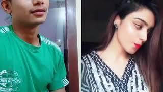 Machhliyon ka khana kahan hai duet with beautiful girl 😍❤❤💕