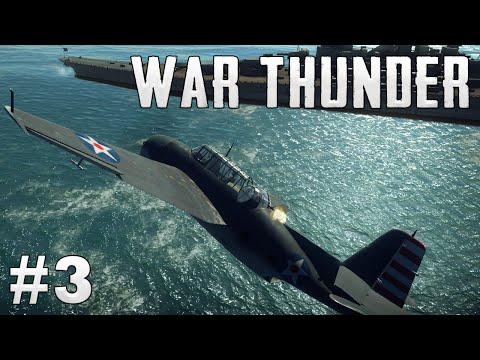War Thunder - Suntem Pe Ocean! [Ep.3] (cu abonații)