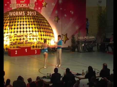 Melina Schäfer & Fabian Teufl - Großer Preis von Deutschland 2013