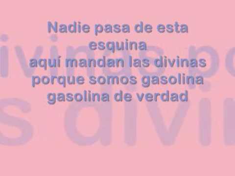 Gasolina lyrics deutsch