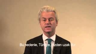 @TurkCikolatasi - A message back for Geert Wilders