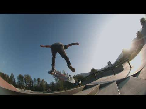 New Line and Kitsch: Skatepark Sundays #12 - Revelstoked, BC
