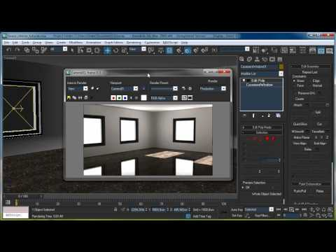 3ds Max Vray Render Settings ▶ 3ds Max Vray Tutorial