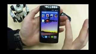 Смартфон Fly IQ4417 ERA Energy 3 Обзор серии с сильной батареей