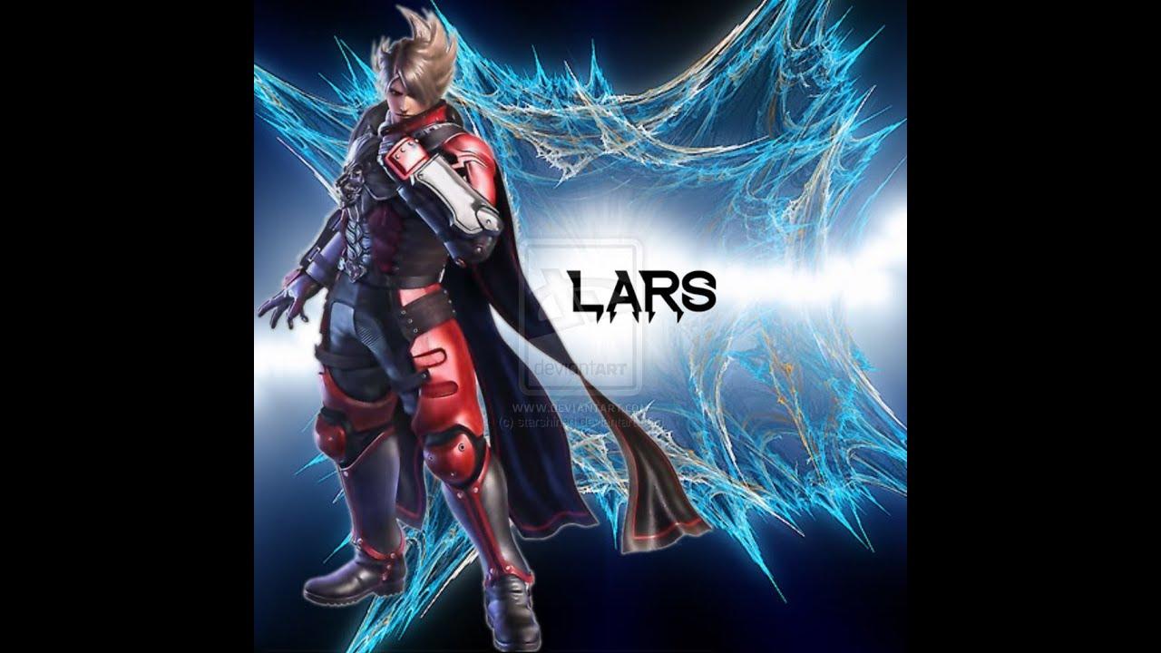 Tekken Tag Tournament 2 Lars Alexandersson Story Mode