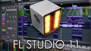 Tutorial:FL Studio 11 hardstyle music,vocal kick effect (ITA)