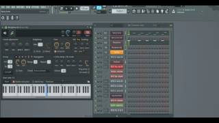 Cosmic Gate & Ferry Corsten - Dynamic (FL Studio)