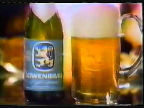 Lowenbrau Commercial 1979