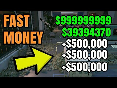 How To Make Money FAST In GTA 5 Online SOLO! - GTA 5 Online EASY Money Glitch/Method 1.40! Get RICH!