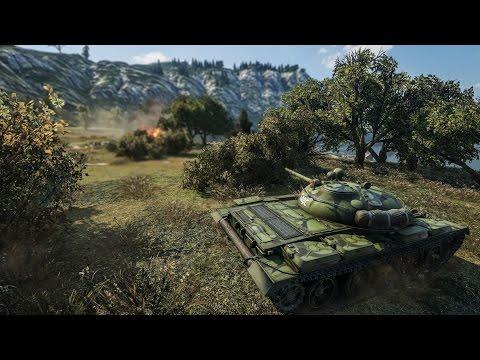 Знаменитые танки World of Tanks  лучшие видеоролики и