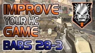 Black Ops 2 Hardcore TDM Tips to Improve Your Game [w/ Babs & Diamond AN-94]