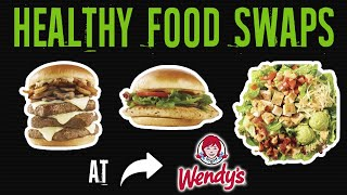 Wendy's Healthiest Options   Brad Gouthro