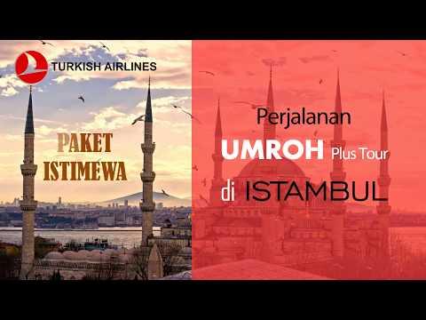 Youtube umroh turki istanbul