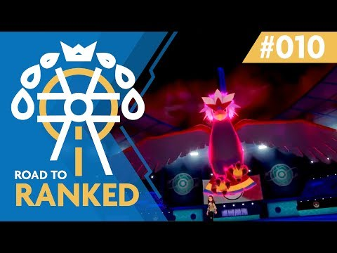 Road to Ranked #10 - RNG Giveth, RNG Taketh | Competitive Pokemon Sword/Shield Battles