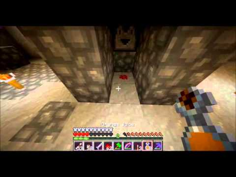 Minecraft Green Plateau episode 160: Tasty sandwich