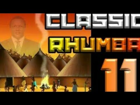 OLD IS GOLD. RHUMBA MIX  (2017)