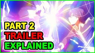 WILL KIRITO SURVIVE? NEW SAO Alicization PART 2 TRAILER EXPLAINED | SAO season 3 third trailer