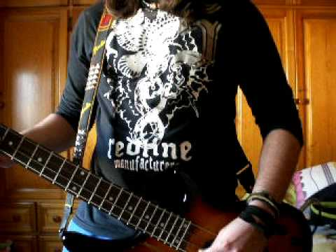 The Ultimate Sin-ozzy Osbourne( Cover Bass) video