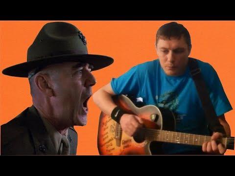 Военные, армейские песни - Теперь ты в армии