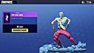 Fortnite - Pop Lock durante 7 Horas seguidas