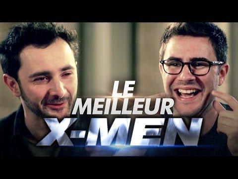 Le Meilleur X-Men (Cyprien, Julfou)