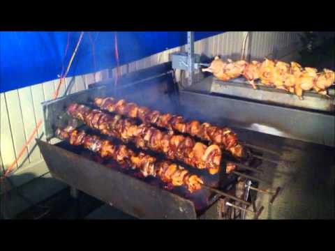 Cypriot Souvla BBQ Music Videos