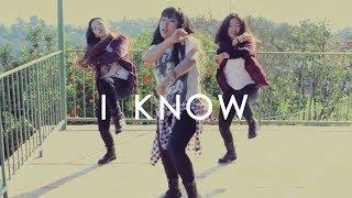 "download lagu V3 Dance  Irene Park - ""i Know"" Lecrae gratis"