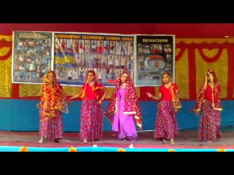 Maine Payal Hai Chankai- Anita & Group video