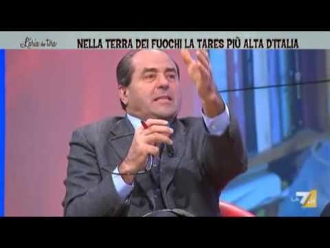 Antonio Di Pietro su registrazione Schiavone