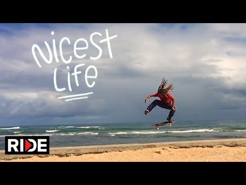 The Nicest Life - Skate and Explore Salvador Bahia with Sergio Santoro - Episode 3