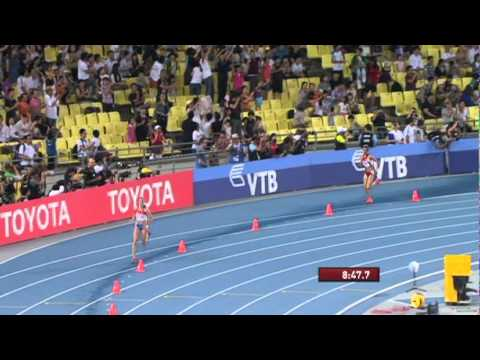 Women&#039;s 3000m Steeplechase Final