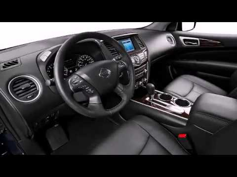 2013 Nissan Pathfinder Video