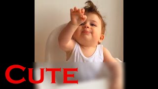 Cute Baby Boy Playing With Mother - Viral Funny Baby Videos