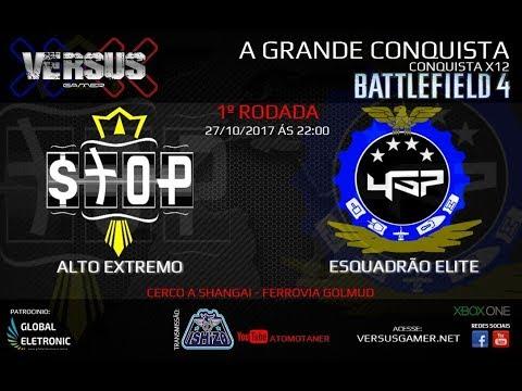 🏆A Grande Conquista - STOP vs 4SP🏆