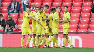 Resumen Play-off Bilbao Athletic 1-3 Villarreal CF B