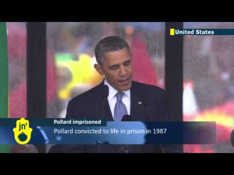 Pollard Release Appeal: US Jewish groups call on Obama to finally release jailed Israeli spy