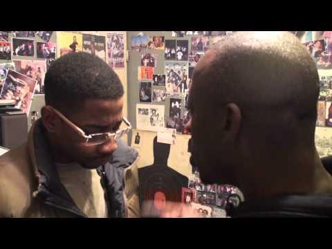 SHITTING THE MOVIE pt.1 RIPTHEGENERAL as (BISHOP) Tupac In Juice Fight Scene parody