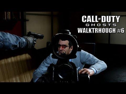 CALL OF DUTY GHOSTS WALKTHROUGH #6   EM CARACAS NO RASTO DE RORKE   XBOX ONE 1080P PT / BR