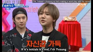 [ENG]YESUNG-THE MAIN CHARACTER-SUPERTV EDITION PART 3