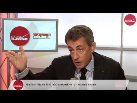 2 ème partie de l'interview de Nicolas Sarkozy