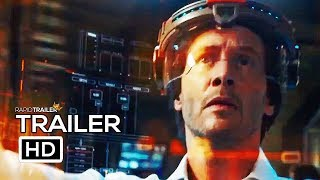 REPLICAS Official Trailer #2 (2018) Keanu Reeves, Alice Eve Sci-Fi Movie HD